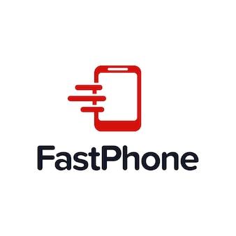 Logo del telefono veloce