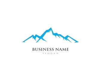 Logo delle montagne