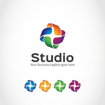 Logo design template