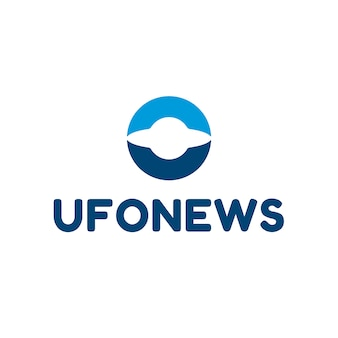 Logo design Ufo