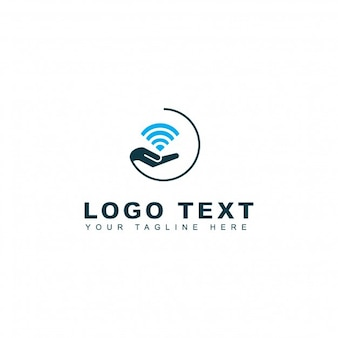 Logo di Internet gratuito