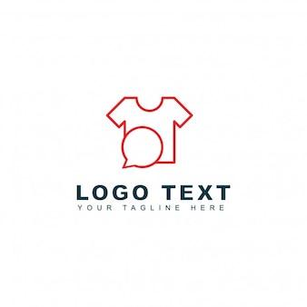 Logo di moda di colloqui