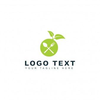 Logo dietetico verde