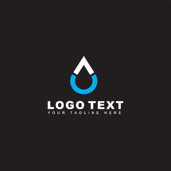 Logo goccia