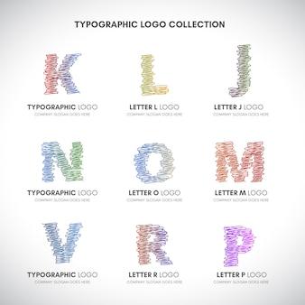 Logo lettera insieme KP