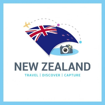 Logo Nuova Zelanda Viaggi