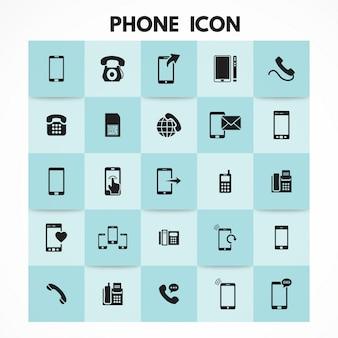 Media e icone di comunicazione