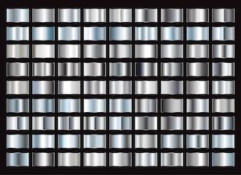 Metallico gradienti collezione