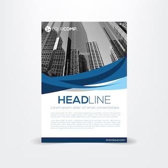 Modello Brochure aziendale