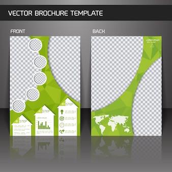 Modello brochure Flyer