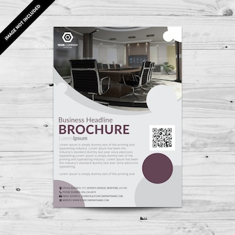 Modello di business brochure