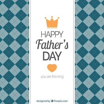 Modello Fathers day card