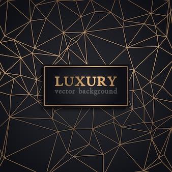 Modello vettoriale di lusso