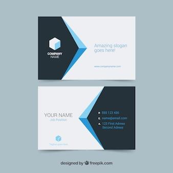 Moderna carta aziendale