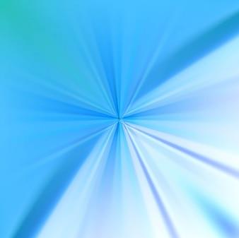 Moderna raggi sfondo blu