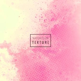 Moderno sfondo acquerello rosa