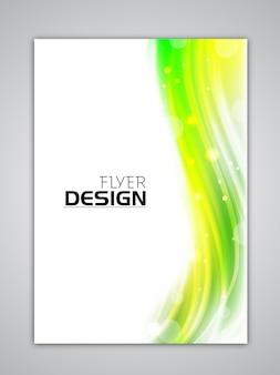 Modifica brochure di cartella illustrativa rivista editable