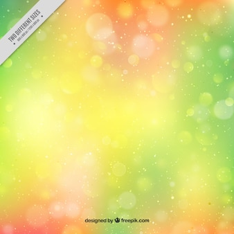 Offuscata bokeh colore di sfondo