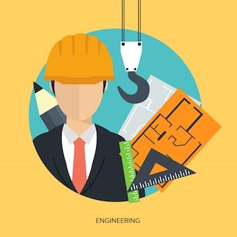 Operaio di ingegnere