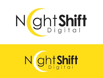 PR e social media agency logo design