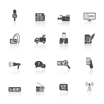 Press icone