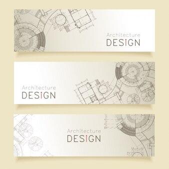 Progettazione banner Architettura