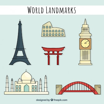 punti di riferimento mondiali interessanti