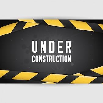 """""""In costruzione"""" progettazione"""