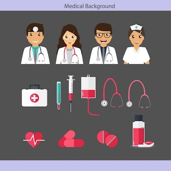 Raccolta Icone mediche