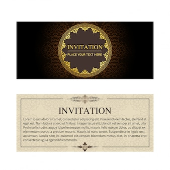 Salva la data Modern Design Invitation Minimalist