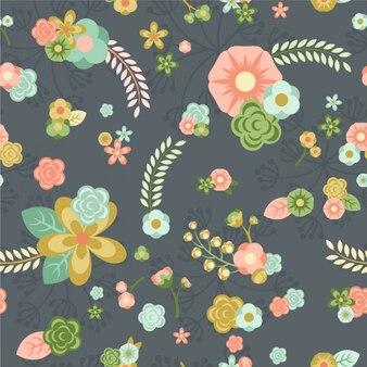 Seamless pattern floreale