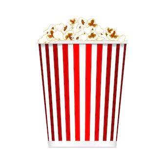 Secchio di popcorn