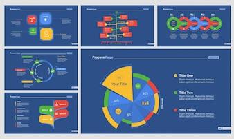 Sei set di modelli di presentazione di strategia