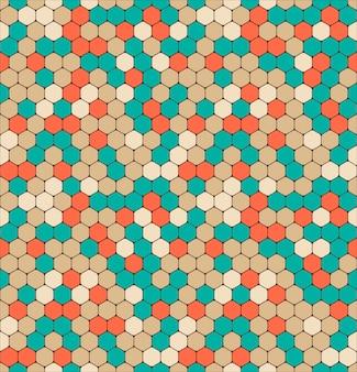 Sfondo astratto colorato Wave Sfondo Disegno a mano