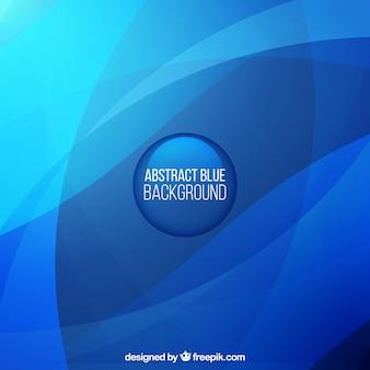 Sfondo blu di forme astratte