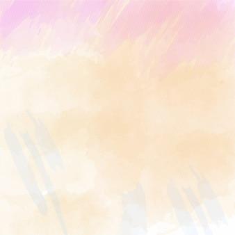 Sfondo di acquerello pastello
