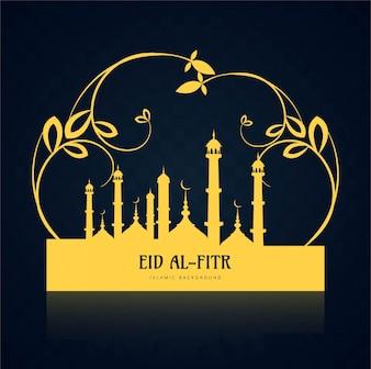 Sfondo di Eid AlFitr