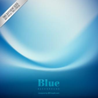 Sfondo di seta blu