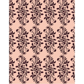 Sfondo rosa pattern