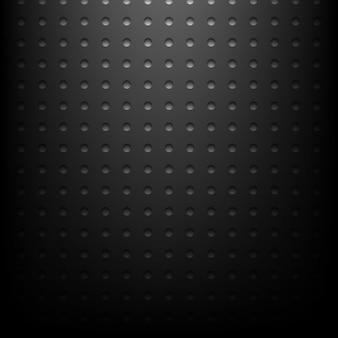 Sfondo scuro con puntini