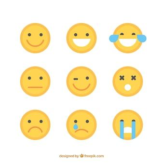 Smileys Giallo pacco
