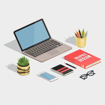 Spazio di lavoro Designer