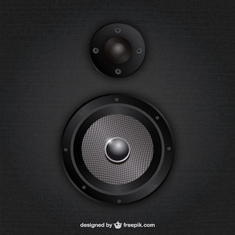 Speaker sfondo