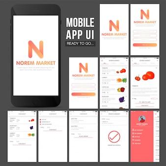 Supermercato mobile app
