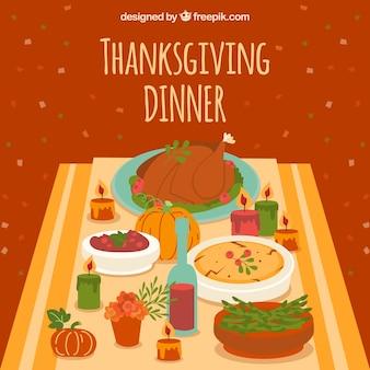 Tavolo del Ringraziamento