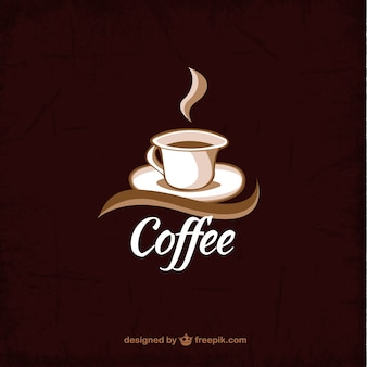 Tazza di caffè sfondo