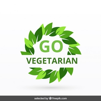 Vai distintivo vegetariano