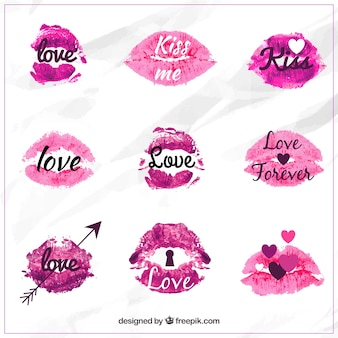 Valentine baci