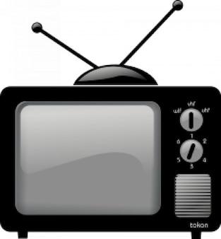 Vecchio televisore 2,0