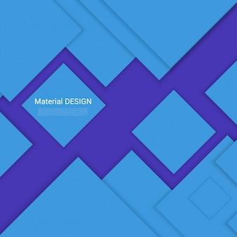 Vector Illustrazione Blu.